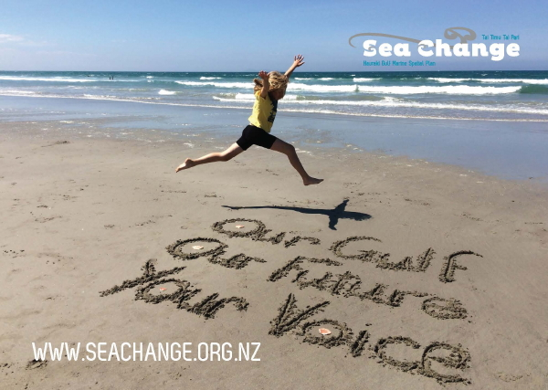 Sea Change - Our Gulf, Our Future, Your voice - www.seachange.org.nz