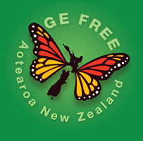 GE FREE - Aotearoa New Zealand