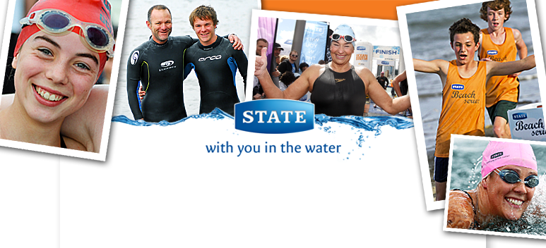 STATE with you in the water